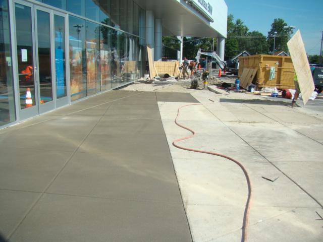 BMW Auto Haus Concrete 1