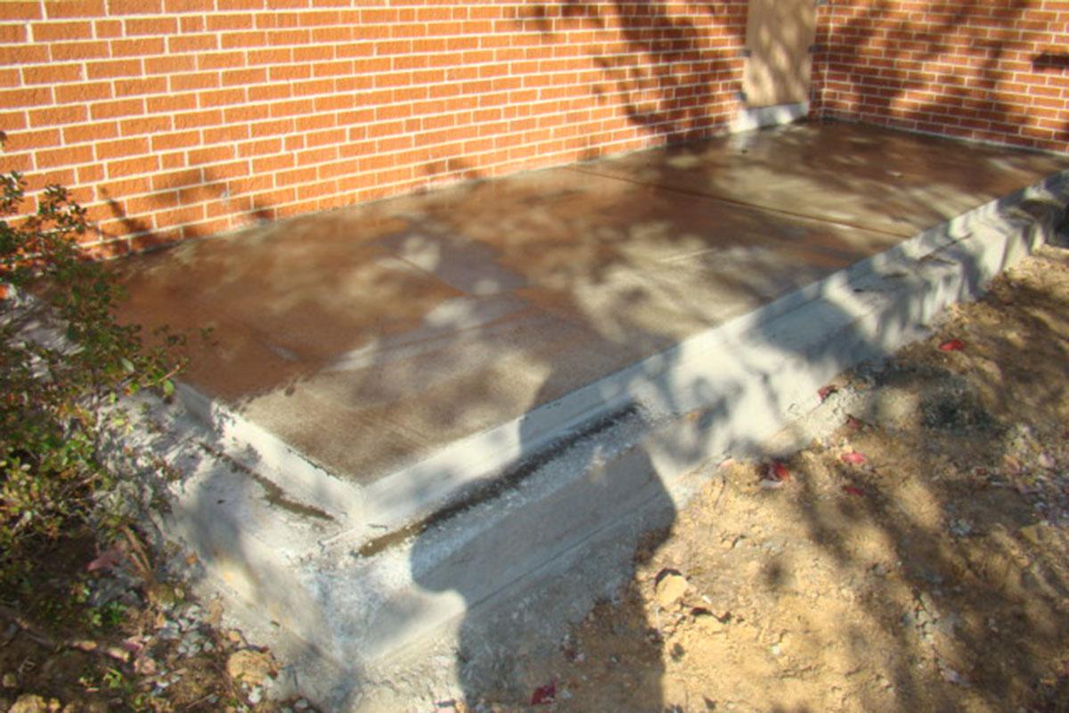Brick & Concrete