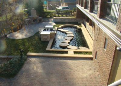 Concrete Div Pic 3 (Koi Pond & Patio)