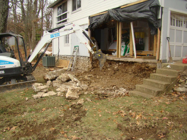 Foundation Repair Pic 1